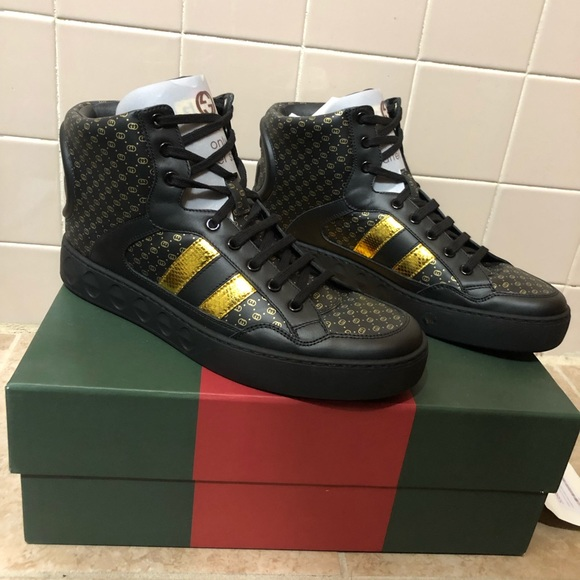 Gucci Shoes   Gucci Dapper Dan High Top